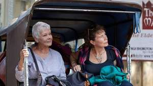 'The best exotic Marigold Hotel', el trailer Video: