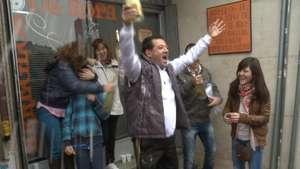 Lluvia de millones en Alcalá de Henares Video: