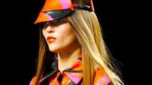 Desfile de María Escoté en la Madrid Fashion Week Video: