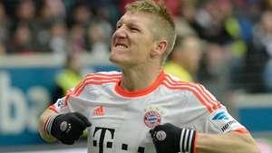 Gol de taco de Schweinsteiger y campeonato para el Bayern Video: