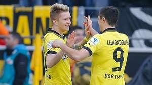 Borussia Dortmund no tuvo problemas para superar al Mainz Video: