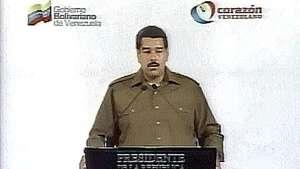 El Presidente Nicolás Maduro nombra su primer gabinete Video: