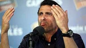 Capriles dice que no aceptará una farsa de auditoría Video: