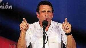 Capriles al gobierno: