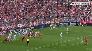 El Bayern Múnich gana con lo justo Video: