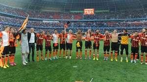 Shakhtar Donetsk se corona campeón de la liga ucraniana Video: