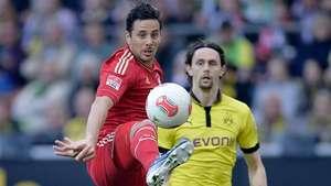 Bayern y Dortmund empatan en duelo previo a la Champions Video: