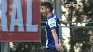 Porto vence al Nacional con goles sudamericanos Video: