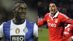 Benfica y Porto deciden el título del campeonato portugués Video:
