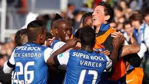 El Porto es campeón de la Liga Portuguesa Video: