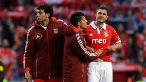 Benfica gana pero ve al Porto campeón Video: