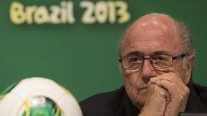 La FIFA promete 100 millones de dólares para Brasil Video: