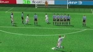 Gol 3D: Italia conquista el tercer puesto ante Uruguay Video: