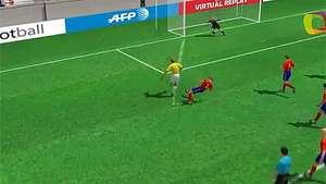 Gol 3D: Brasil golea a España y es campeón de la Confederaciones Video: