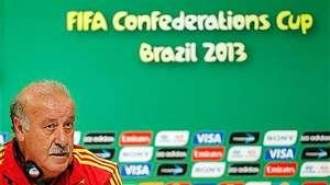 """Del Bosque: """"Debemos sentir orgullo de nuestros jugadores"""" Video:"""