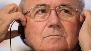 Blatter aprueba la Confederaciones, pese a las protestas Video: