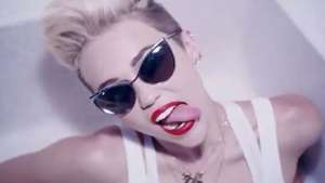 'We can't stop' de Miley Cyrus Video: