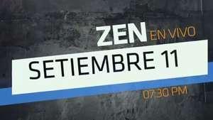 Zen - Terra Live Music - 11 de Setiembre Video: