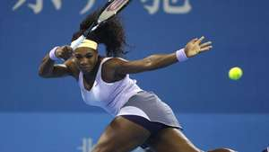 Serena Williams clasifica a semifinales del ATP de Pekín Video:
