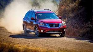 Video Review: Nissan Pathfinder 2013 Video: