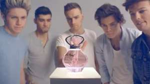 One Direction lanza perfume ''Our Moment'' Video: Terra Peru