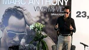 Marc Anthony lanza '3.0' su primer disco inédito en diez años Video: