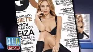 Eiza Gonzalez Covers GQ Mexico Video: