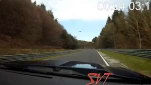 Video: Onboard Ford Mustang GT500 2014 en el Nurburgring Video: