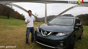 Video: Prueba Nissan Rogue 2014 Video: