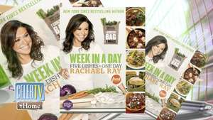 Rachael Ray's Week in a Day Meals! Video: