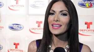Cynthia Olavarría da tips para ganar la corona de Miss Universo 2013 Video: