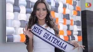 Miss Universo 2013: Miss Guatemala - Paulette Samayoa Video: