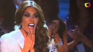 Mira el tras bambalinas de la recta final del Miss Universe 2013 Video: