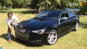 Video: Prueba Audi S5 2014 Video: