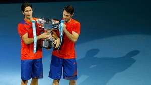 World Tour Finals: Marrero y Verdasco ganan el título de dobles Video: