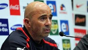 """Para Chile el Mundial empieza mañana"", dice Sampaoli Video:"