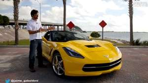 Video: Prueba Chevrolet Corvette Stingray 2014 Video: