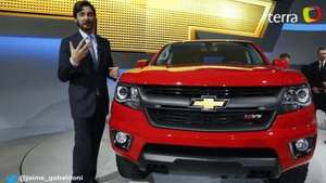 Video: Auto Show Los Ángeles 2013 Video: