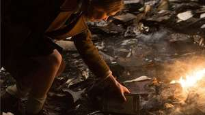 'The Book Thief', su propia historia le salvará su vida Video: