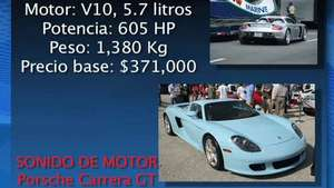 Video: Porsche Carrera GT Video: