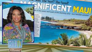 Oprah's Maui Home Revealed Video: