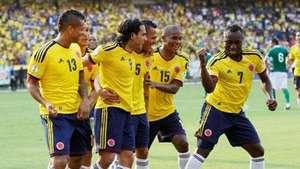 GolazoTerra, Colombia ya tiene su grupo en el Mundial 2014 Video: