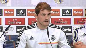 Casillas critica el sorteo del Mundial Video:
