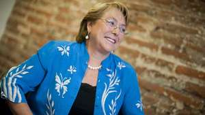 Entrevista exclusiva de Terra a Michelle Bachelet Video: