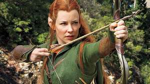 'The Hobbit: The Desolation of Smaug', más acción con Tauriel y Bardo Video:
