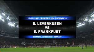Bayer Leverkusen 0-1 Eintracht Frankfurt Video: Gol TV