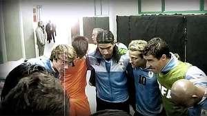 El video que hizo Diego Lugano para motivar a sus compañeros Video:
