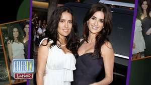 Celeb BFF's: Penelope Cruz and Salma Hayek Video: