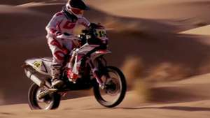 Equipo Gas Gas calienta motores de cara al Dakar 2014 Video: