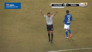 Jornada 2, Cruz Azul 2-1 Santos, Clausura 2014 Video: